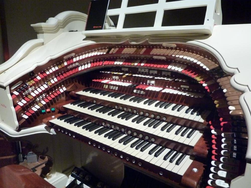 Main image for Wurlitzer:  Michael Wooldridge