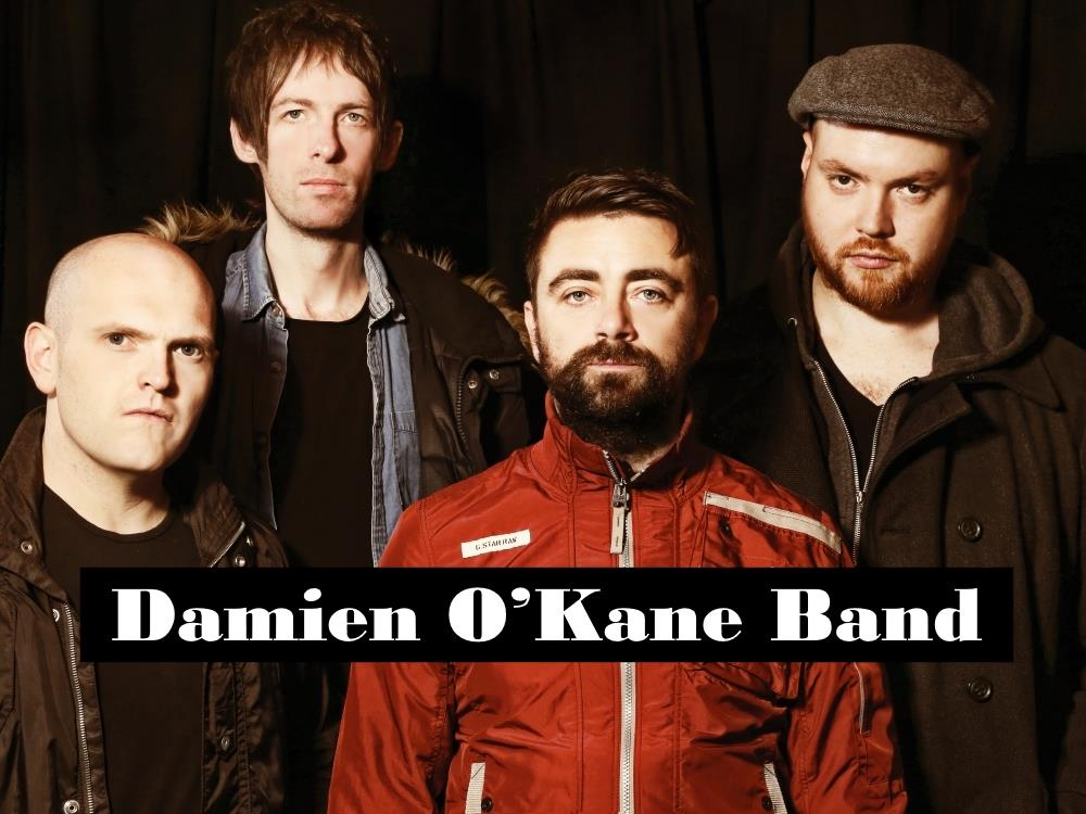 Main image for Damien O'Kane Band