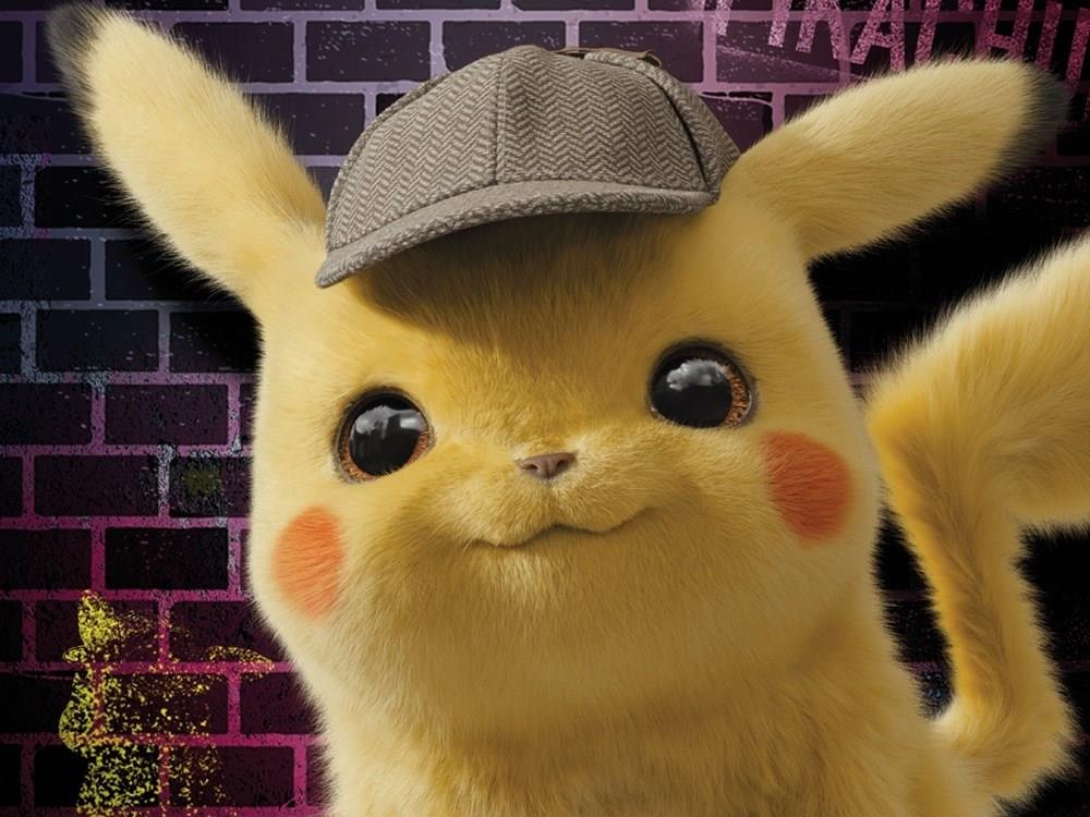 Main image for SMP: Detective Pikachu (PG)