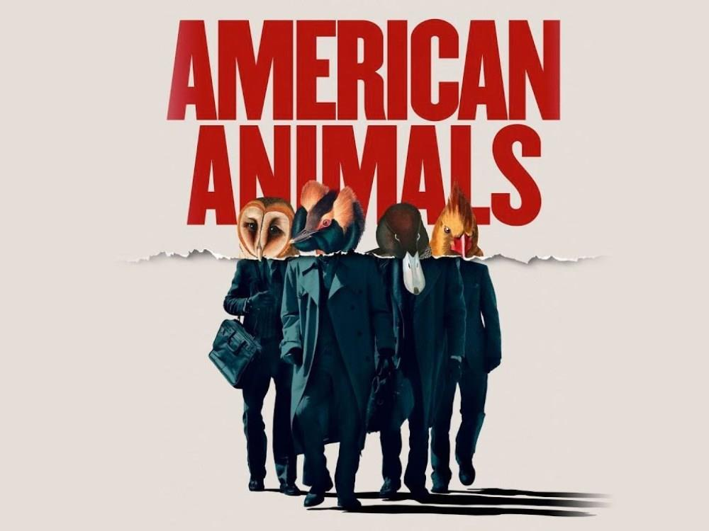 American Animals (15) cover image
