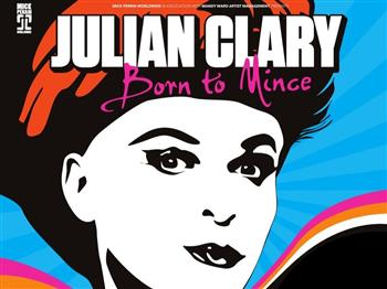 Featured image for Julian Clary – Born to Mince
