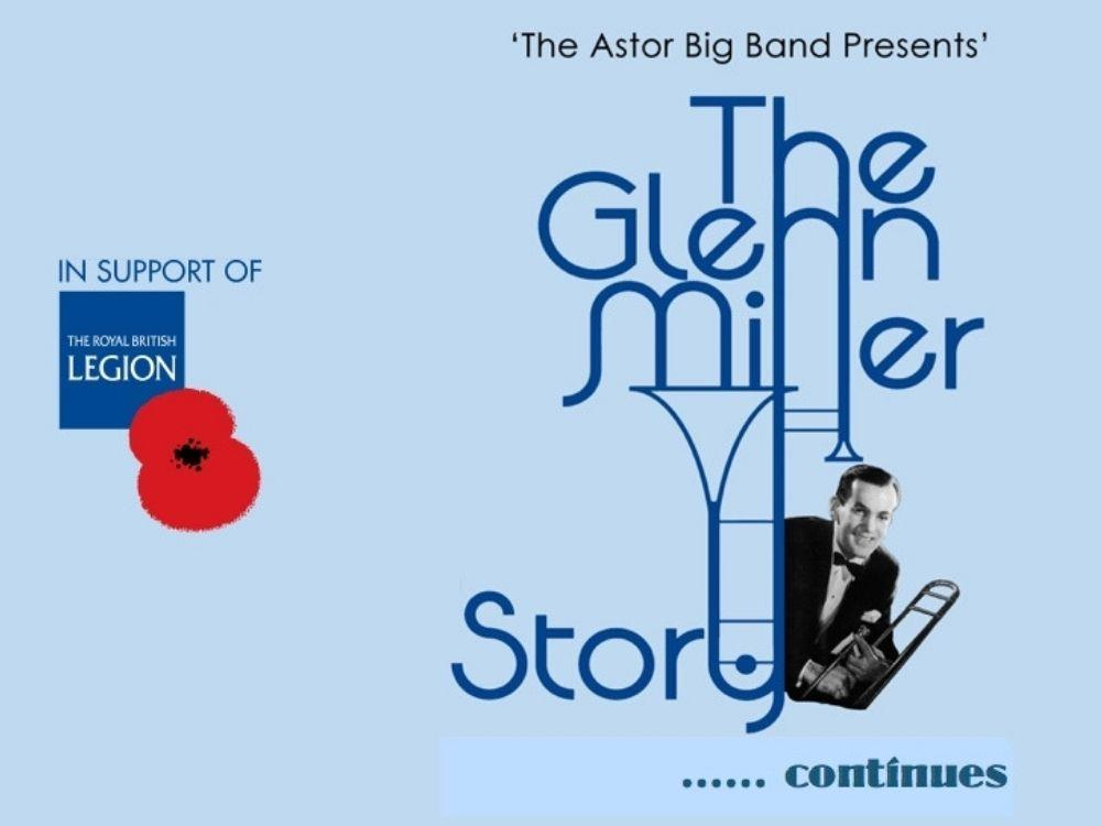 Main image for The Glenn Miller Story (Continues)
