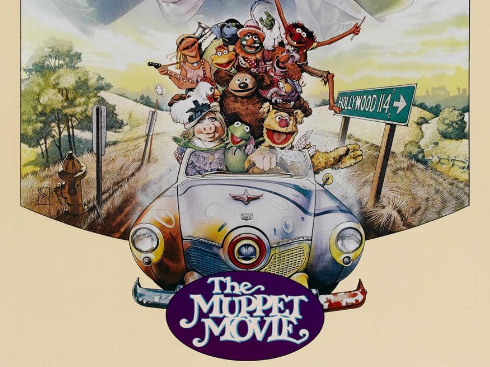 Main image for The Muppet Movie (U)
