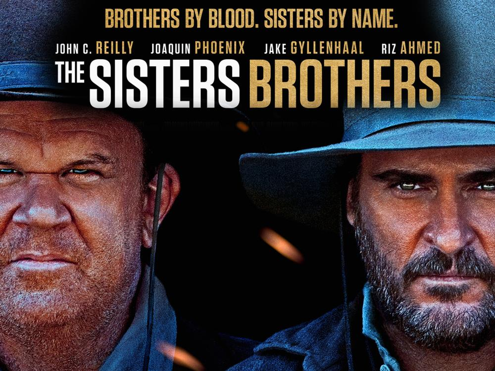 Main image for The Sisters Brothers (15)