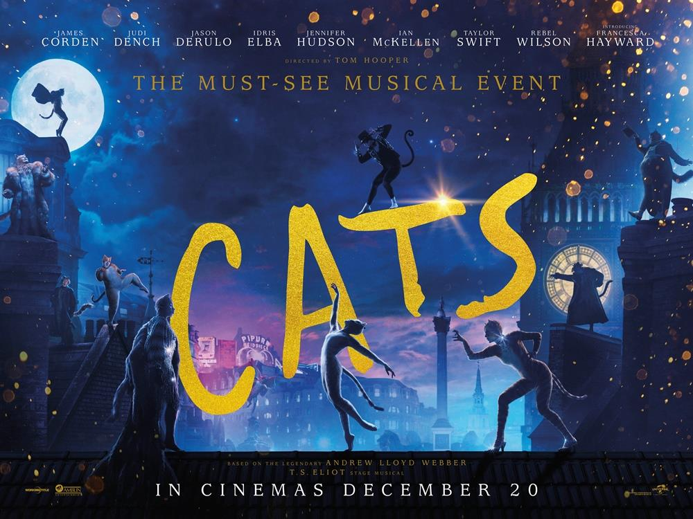 Main image for SS: Cats (PG)