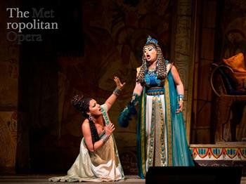 Featured image for Met Opera: Aida (12A)