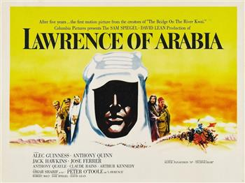Featured image for Lawrence of Arabia (PG)