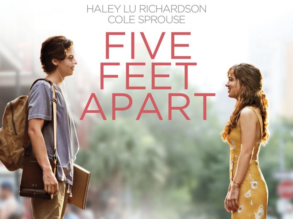 Five Feet Apart (12A) cover image