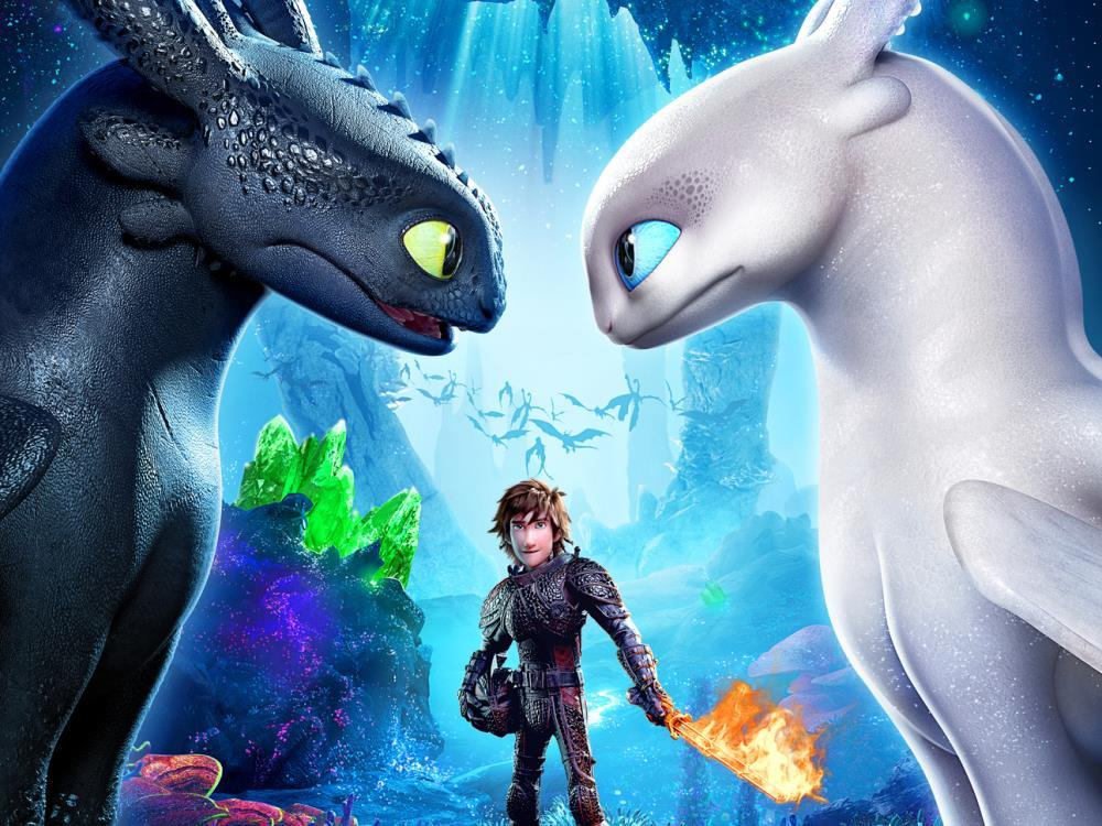 SMP: How to Train Your Dragon – The Hidden World (PG) cover image