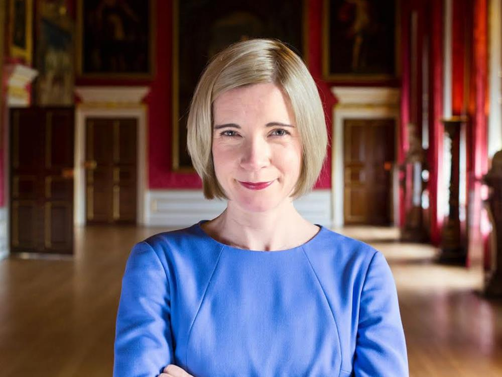 "Main image for Lucy Worsley: ""Queen Victoria – Daughter, Wife, Mother, Widow"""
