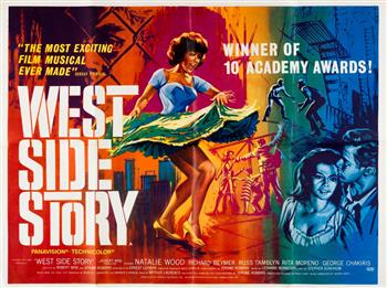 Featured image for West Side Story (PG)