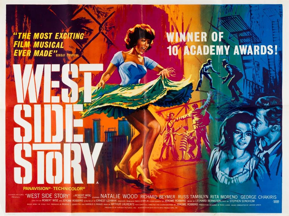 Main image for West Side Story (PG)