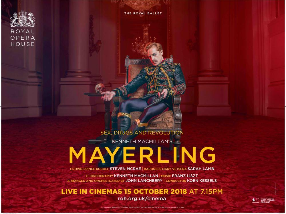 ROH: Mayerling (12A) cover image