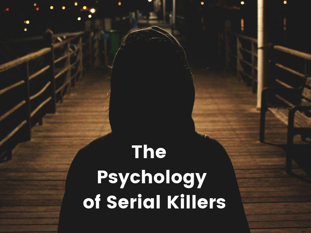 Main image for The Psychology of Serial Killers