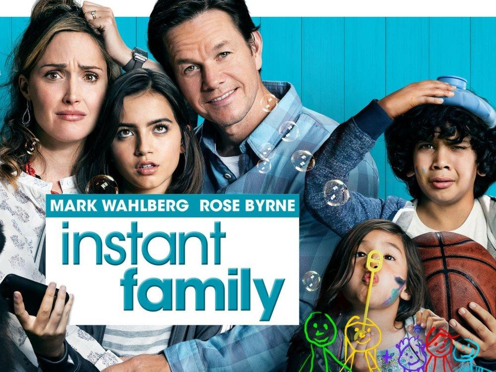 Instant Family (12A) cover image