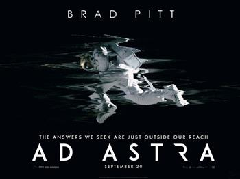 Featured image for Ad Astra (12A)
