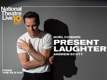 Featured image for NT: Present Laughter (12A)