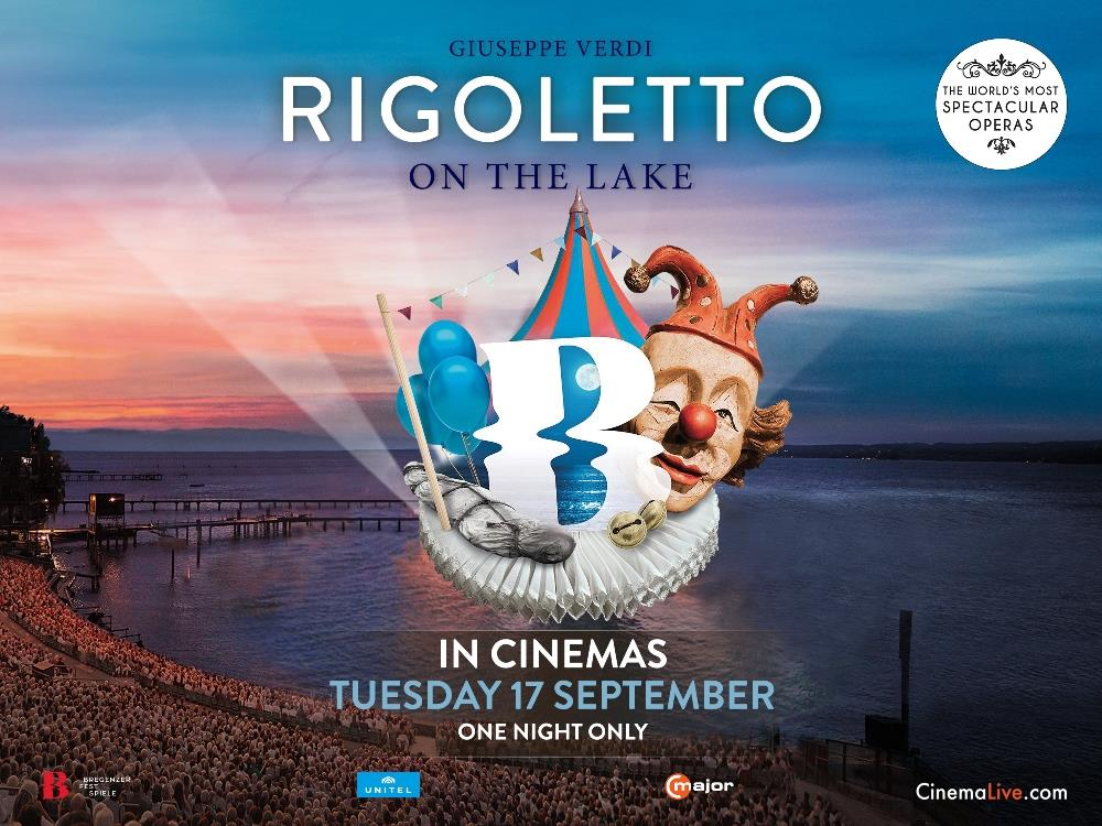 Rigoletto by the Lake (12A) cover image