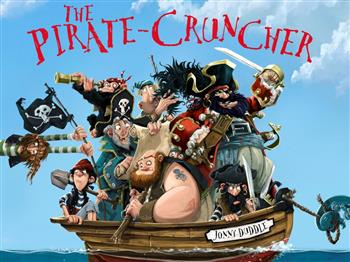 Featured image for The Pirate Cruncher