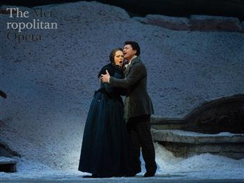 Featured image for Met Opera: La Boheme (12A)