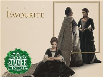 Featured image for Worthing Summer Cinema: The Favourite (15)