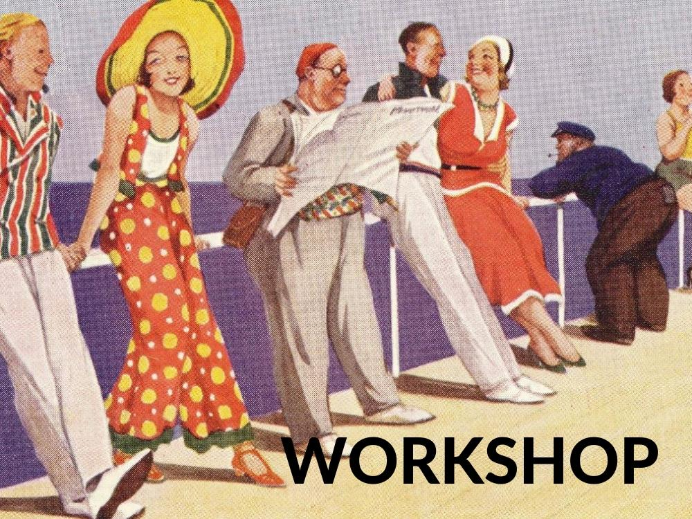 Main image for Barking, Booths & Bottlers Workshop
