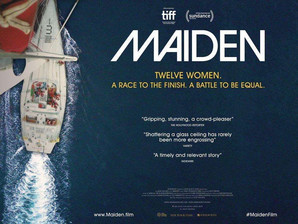 Maiden (12A) cover image