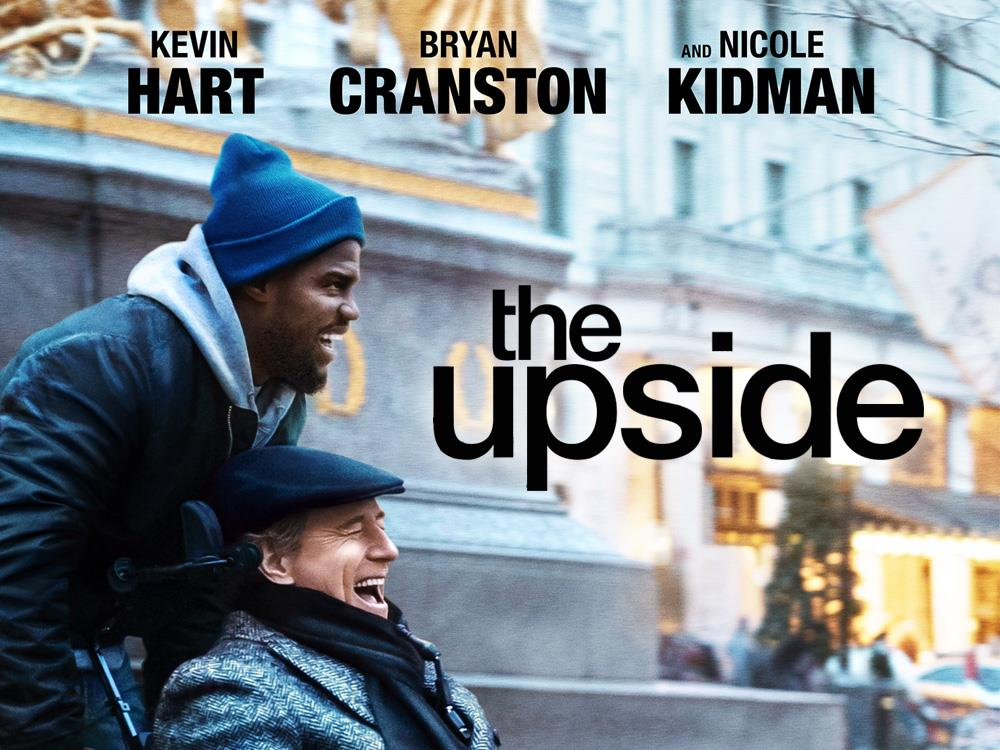 Main image for SS: The Upside (12A)