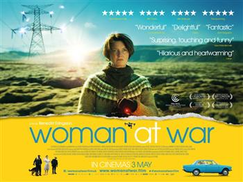 Featured image for Woman at War (12A)