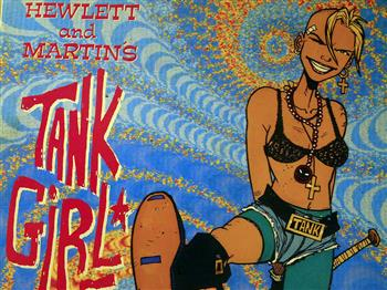 Featured image for Tank Girl