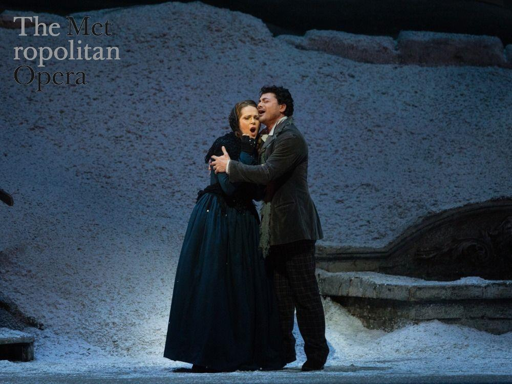 Main image for Met Opera: La Boheme (12A)