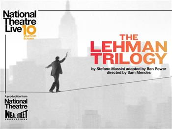 Featured image for NT: The Lehman Trilogy (12A)