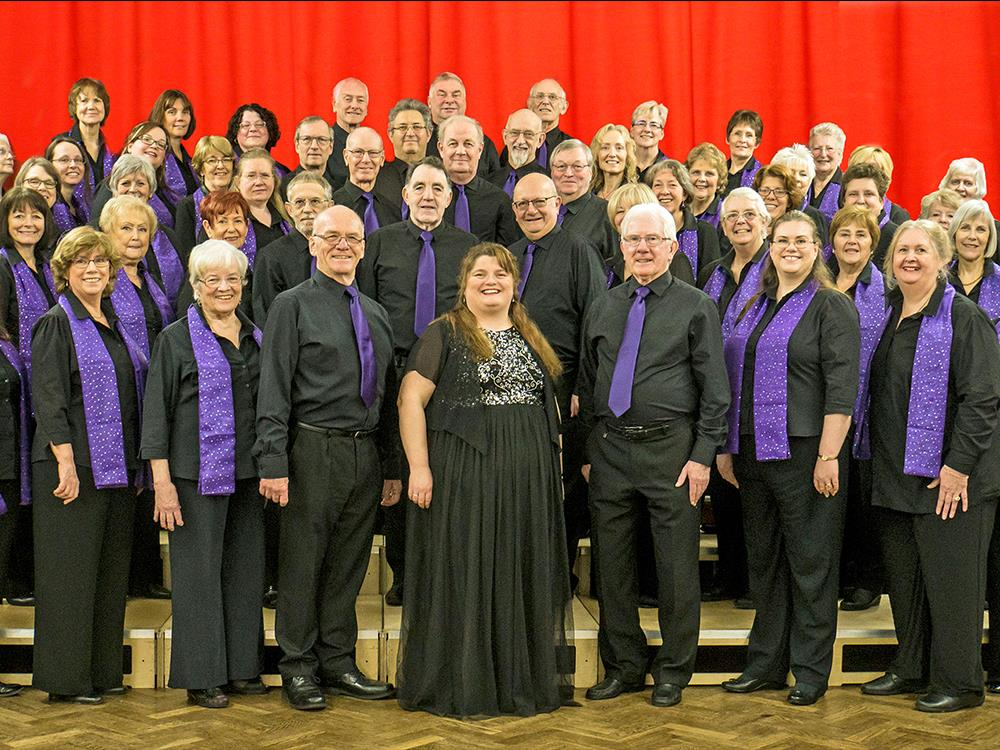 Main image for The Rowland Singers – Christmas Celebrations