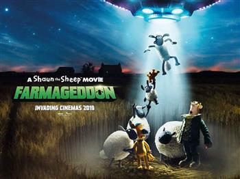 Featured image for SMP: Shaun the Sheep – Farmageddon (U)
