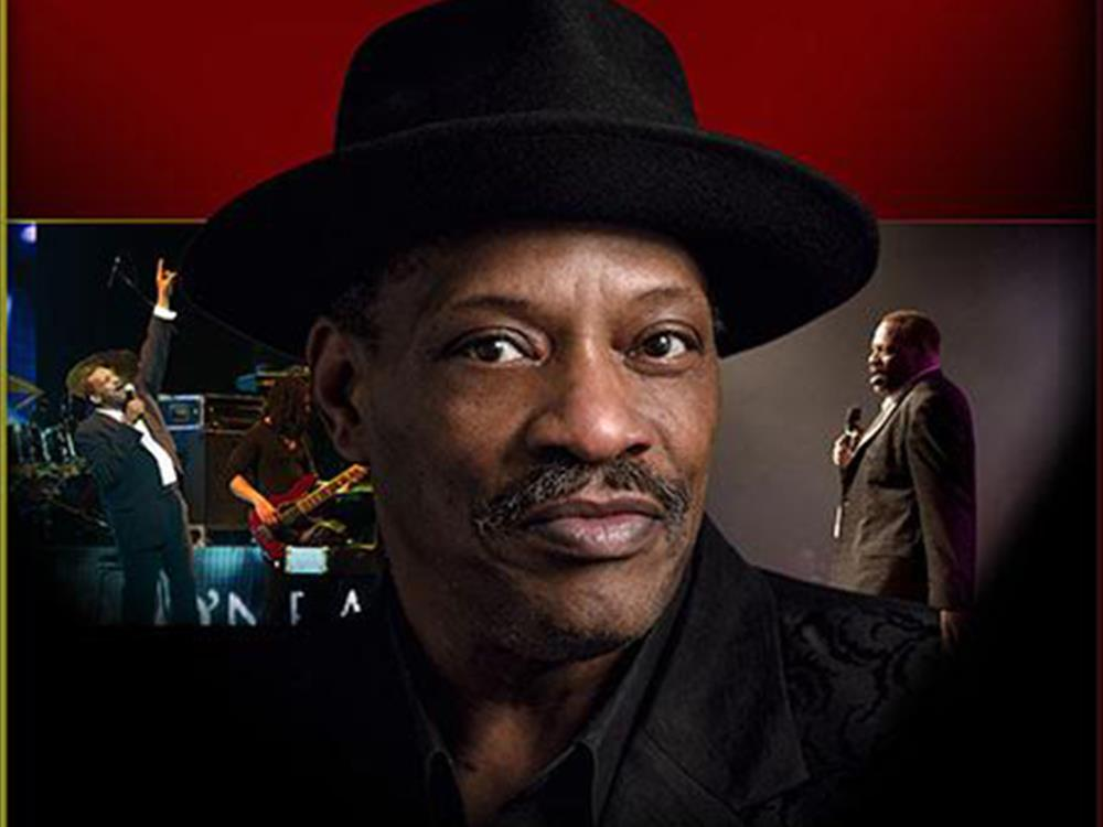 Main image for Alexander O'Neal Live