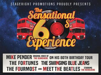 Featured image for The Sensational 60s Experience