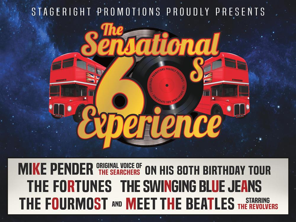 Main image for The Sensational 60s Experience