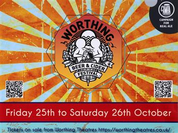 Featured image for Worthing 23rd Beer Festival