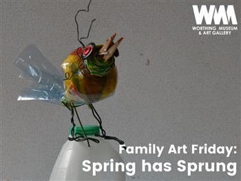 Featured image for Family Art Friday: Spring Has Sprung