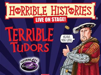 Featured image for Horrible Histories: Terrible Tudors