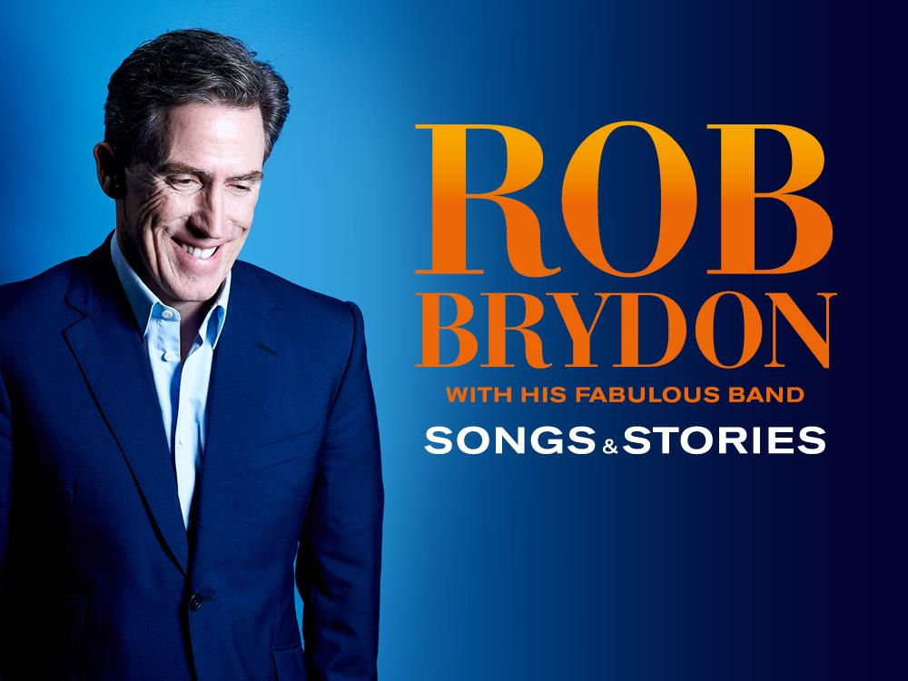 Main image for Rob Brydon – Songs and Stories