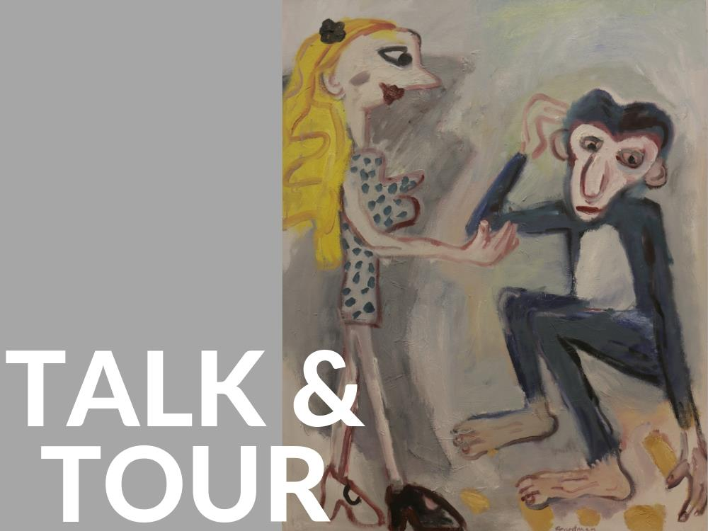 Main image for Collected and Conserved Talk and Tour