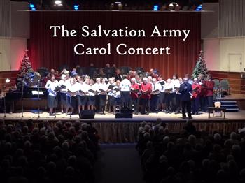 Featured image for The Salvation Army Carol Concert