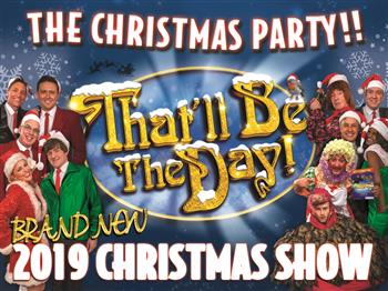 Featured image for That'll Be The Day the Christmas Show