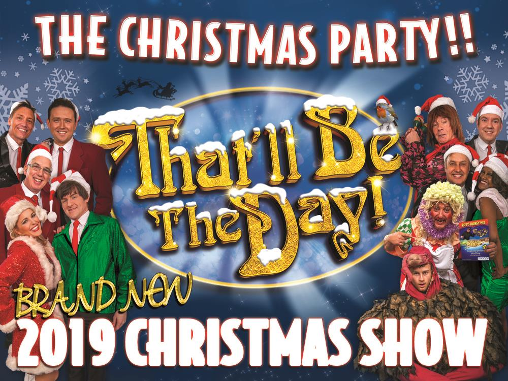 Main image for That'll Be The Day the Christmas Show