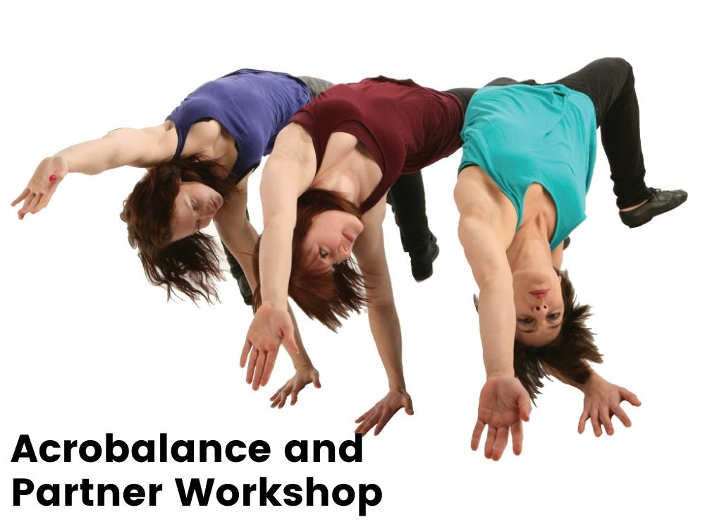 Main image for Workshop: Acrobalance and Partner work