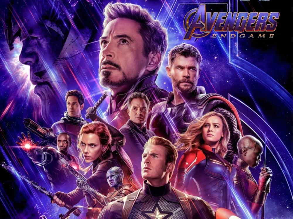 Main image for Avengers: Endgame (12A)