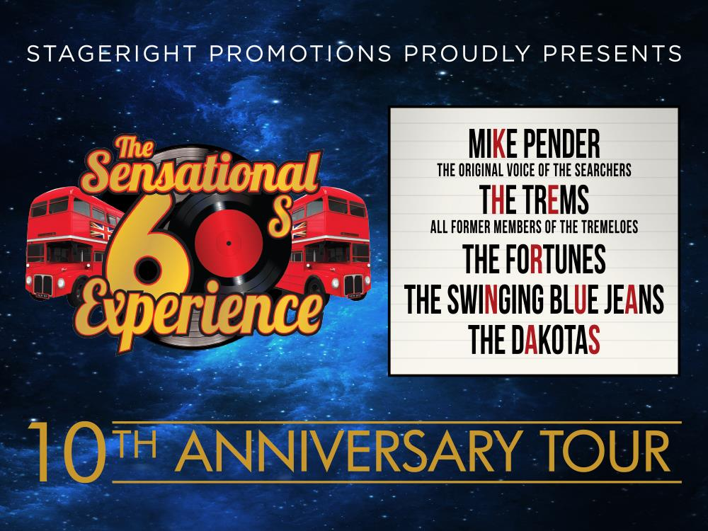 Main image for The Sensational 60's Experience