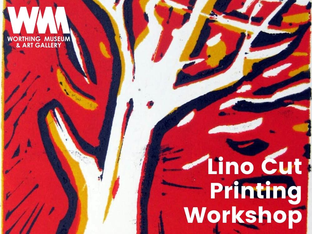 Main image for Lino Cut Printing