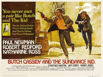 Featured image for Butch Cassidy & The Sundance Kid (PG)